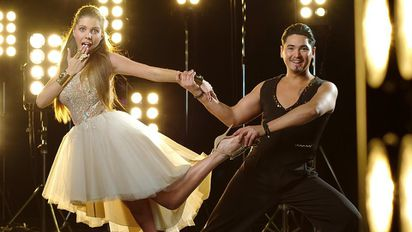 Lets Dance 2016 Victoria Swarovski Ist Dancing Star 2016