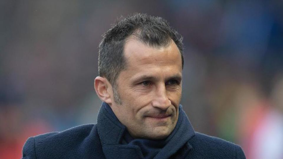 Hasan Salihamidzic, Sportdirektor von Bayern München. Foto: Soeren Stache/dpa-Zentralbild/dpa/Archivbild