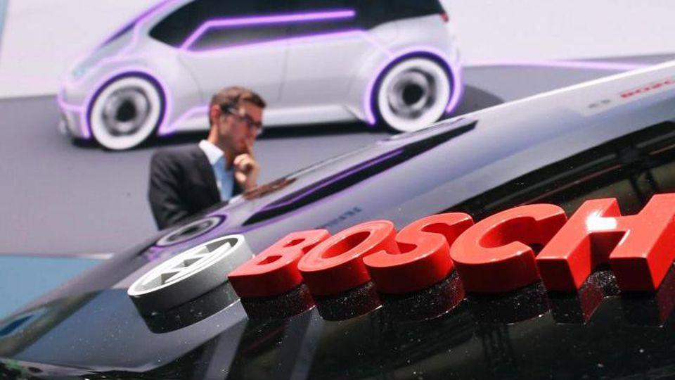 Elektronik - Dresden - Bosch plant neue Chips für längere Reichweite von E-Autos