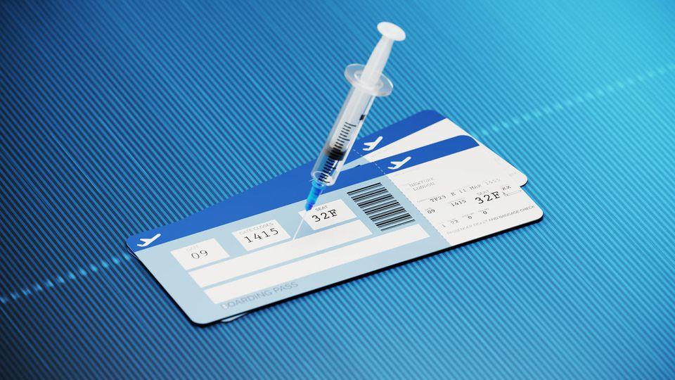 Was tun, wenn der Impftermin genau in den Urlaub fällt?