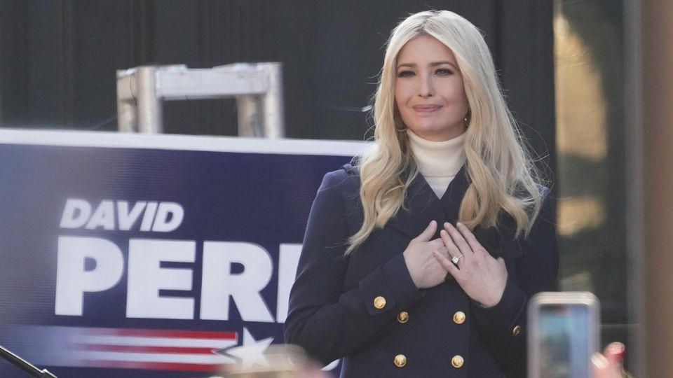 In der Amtszeit von Papa Donald machte Ivanka Trump bereits erste Schritte in der Politik - folgt nun ihre eigene Karriere?