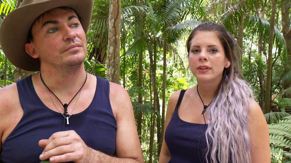 Matthias Mangiapane ist nach der Dschungelprüfung stinksauer auf Jenny Frankhauser