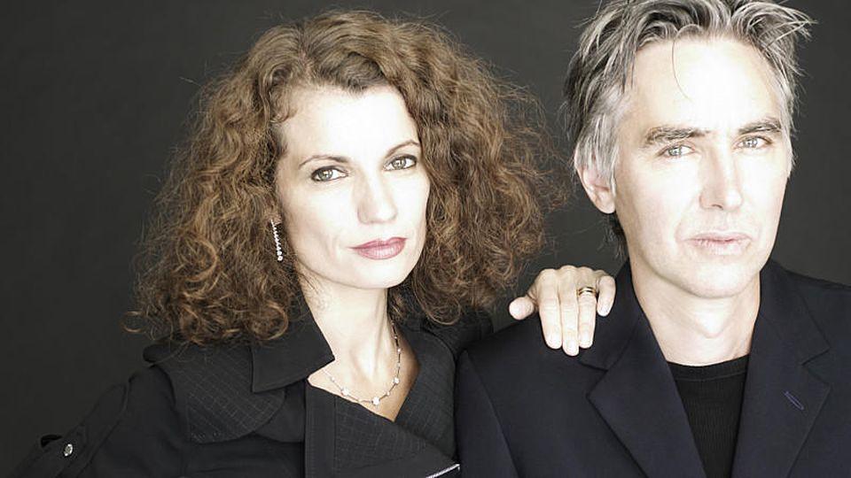"Alexandra und Alexander Ahndoril sind ""Lars Kepler"""