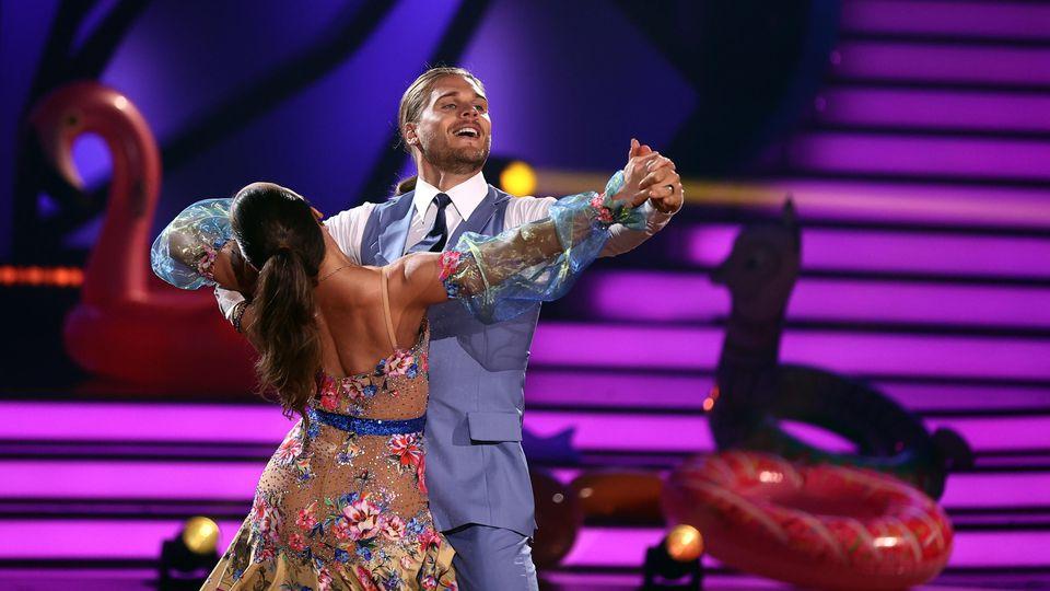 """""""Let's Dance"""" - Tanzshow - RTL"""