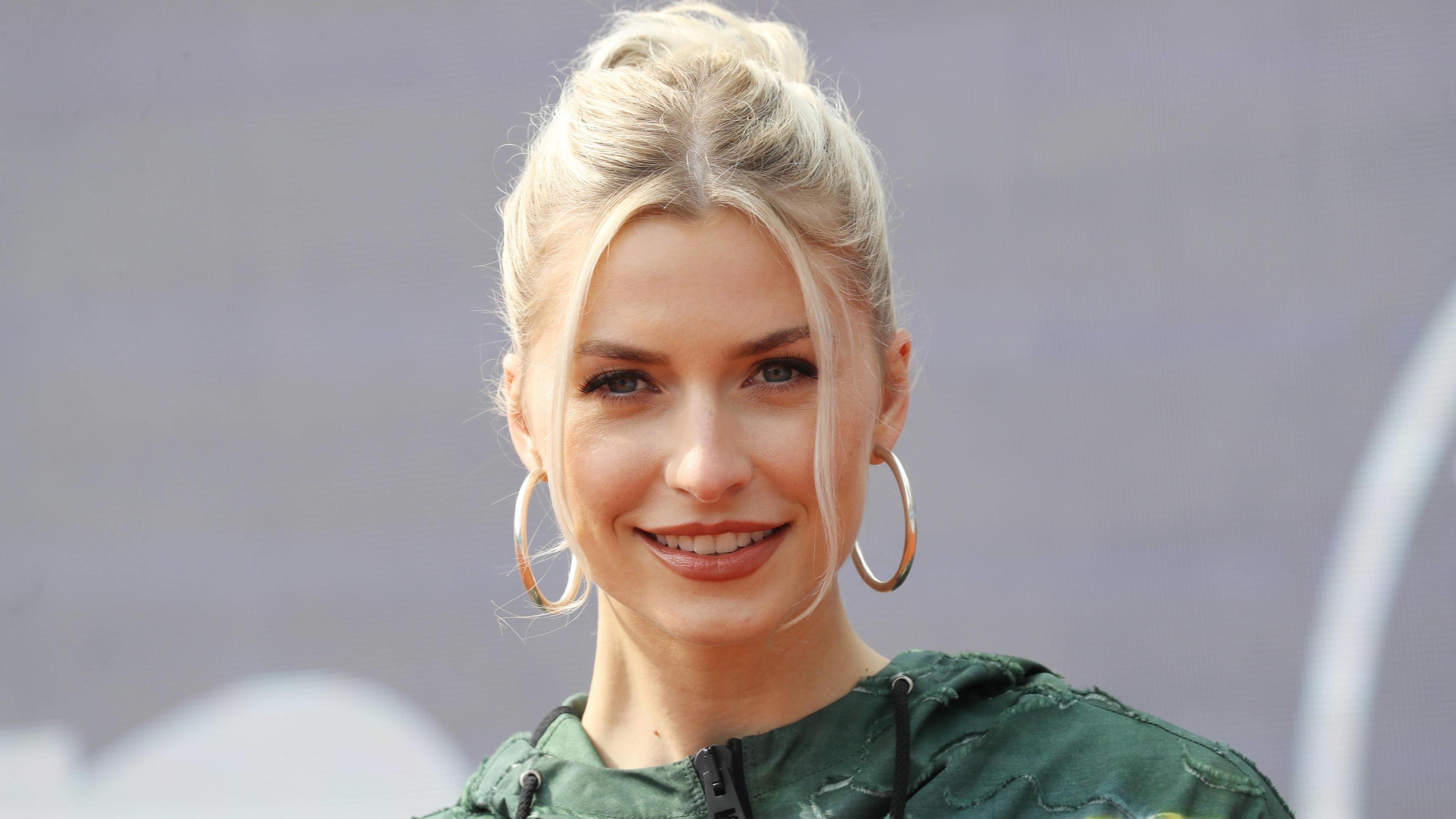 Model Lena Gercke ist Mama einer kleinen Tochter.