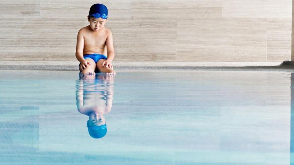Immer mehr Kinder lernen nicht mehr schwimmen.