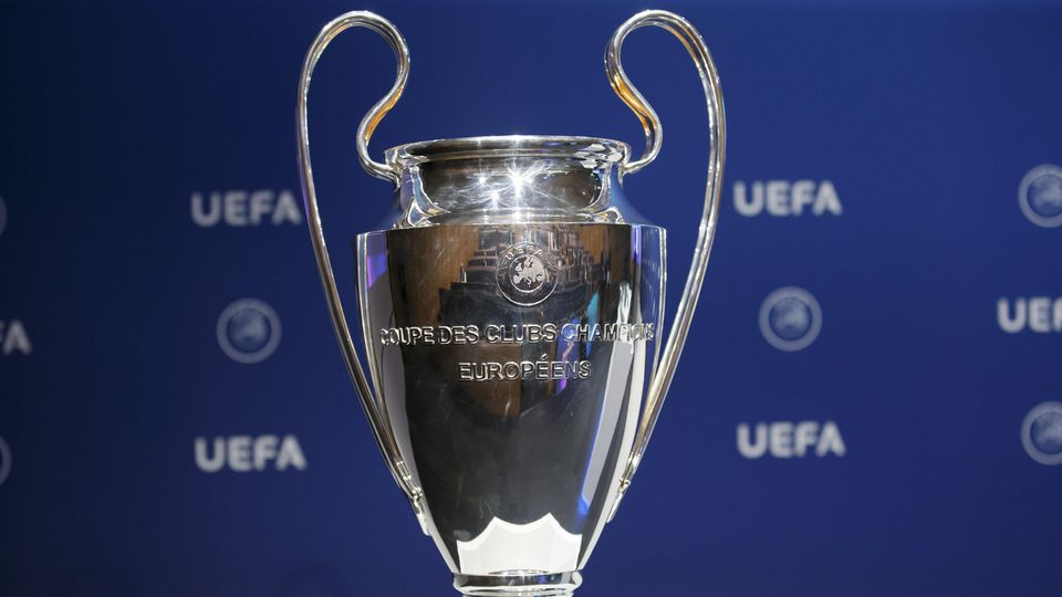 Champions League - Trophäe