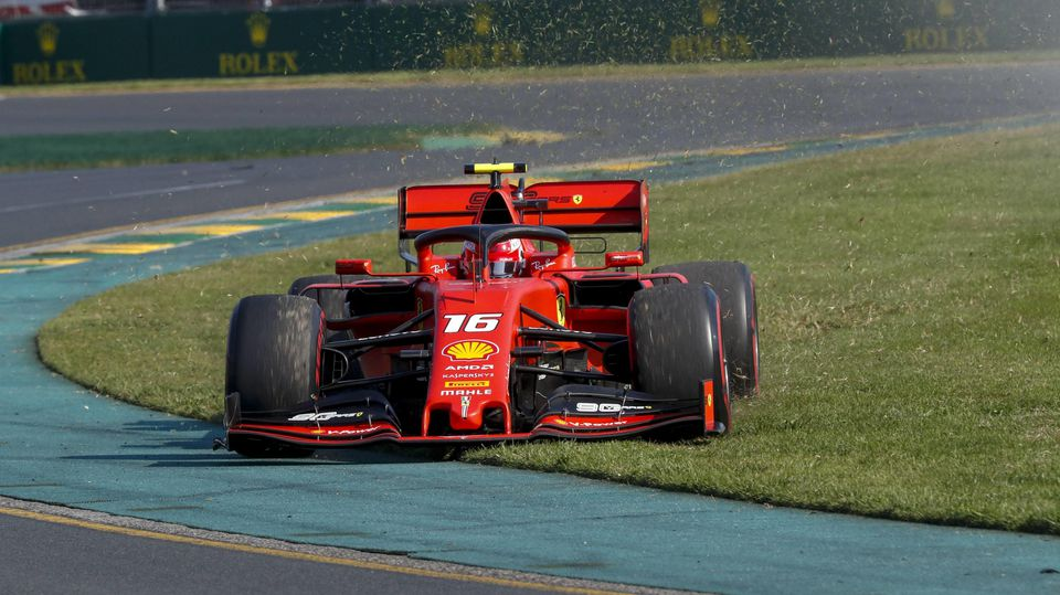 Motorsports FIA Formula One World Championship WM Weltmeisterschaft 2019 Grand Prix of Australia