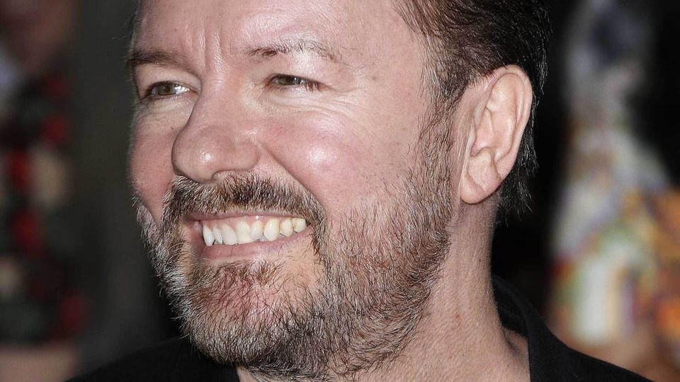 Ricky Gervais ist auch als Comedian bekannt