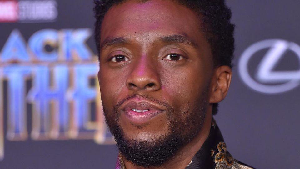Nur 43 Jahre ist Chadwick Boseman alt geworden