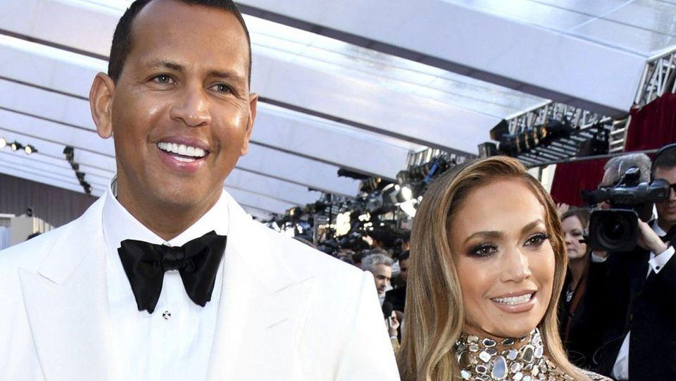Alex Rodriguez und Jennifer Lopez wollen bald heiraten