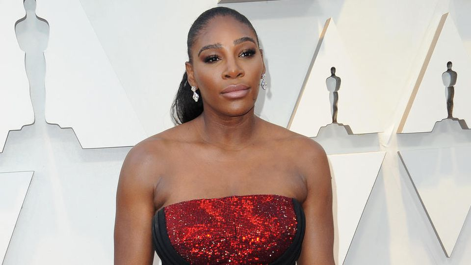 Serena Williams bei einem Event in Hollywood