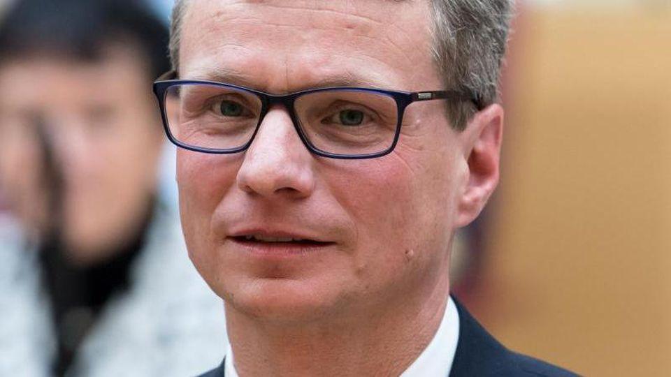 Bernd Sibler (CSU). Foto: Sven Hoppe/Archivbild