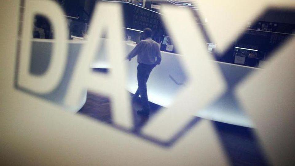 Der Dax ist der wichtigste Aktienindex inDeutschland. Foto: Fredrik von Erichsen/dpa