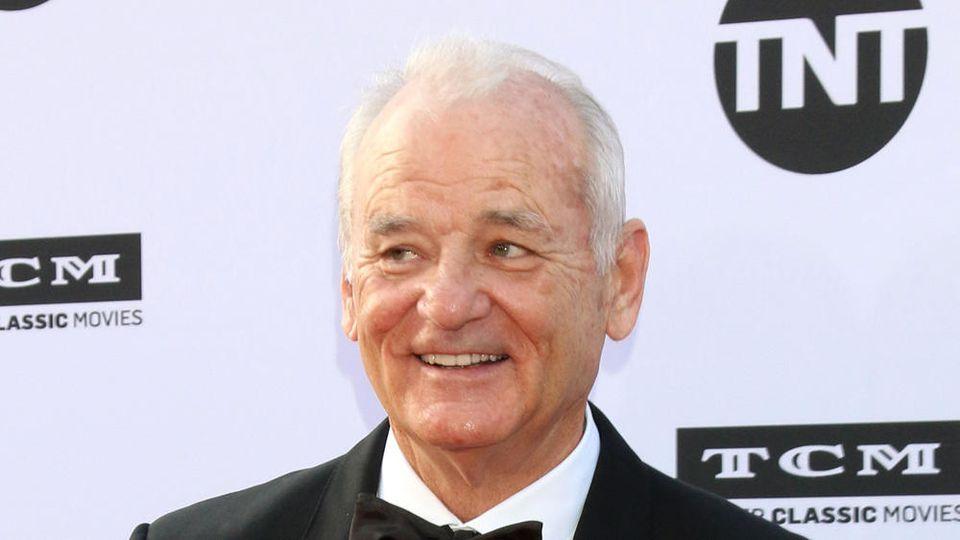 Bill Murray brach in den 1970ern sein Medizinstudium ab, um einer Schauspielkarriere nachzugehen - mit Erfolg.