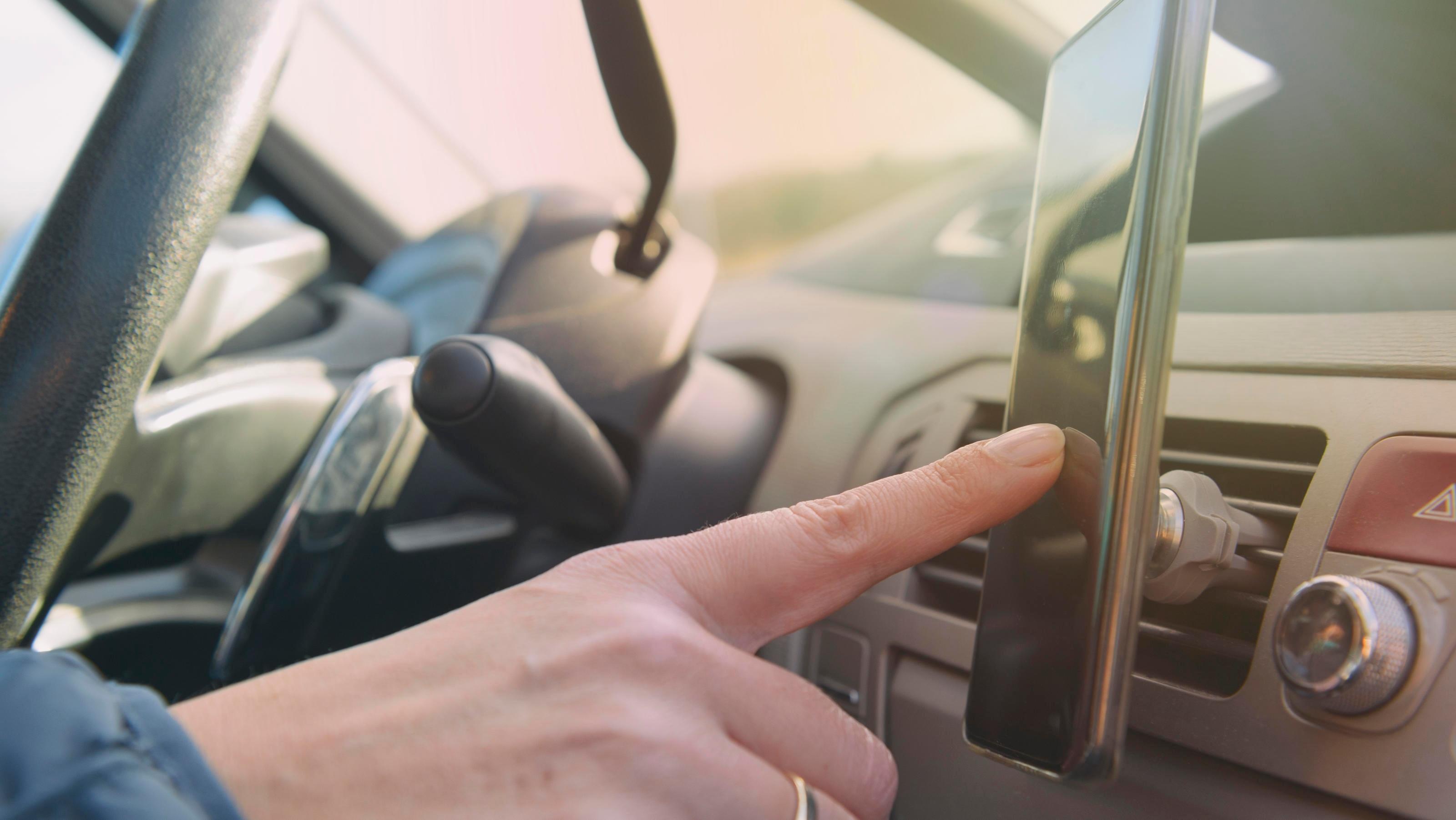 Videotelefonie im Auto: Erlaubt oder nicht?