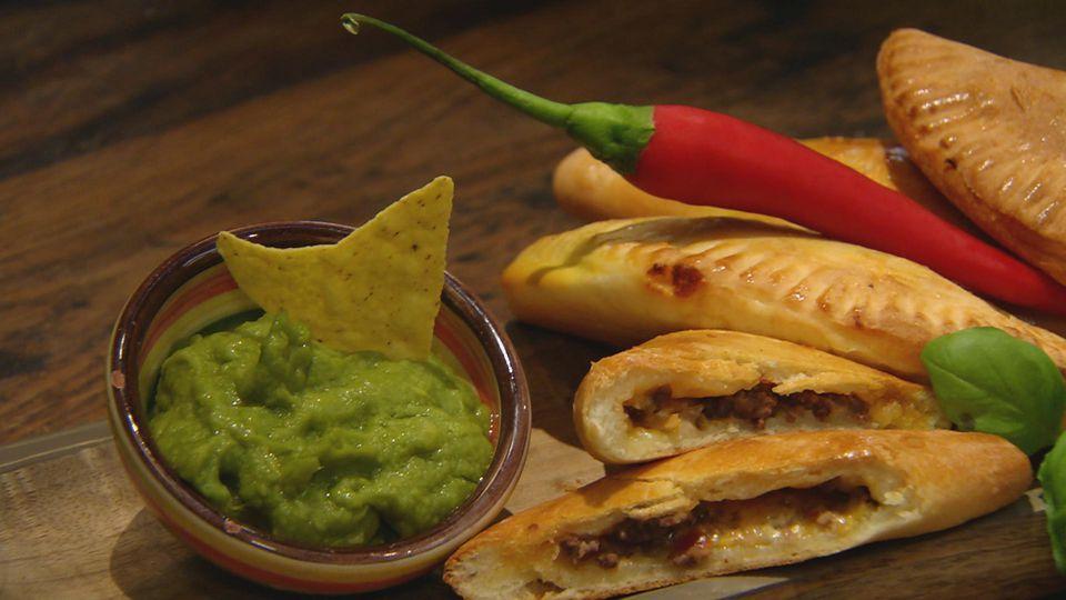 Fiesta Mexicana: Empanadas mit Hack