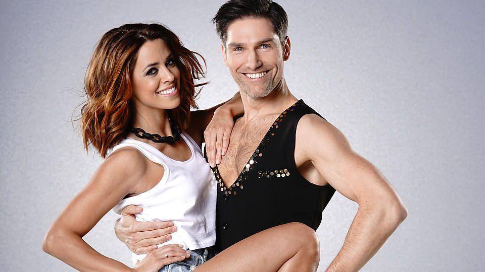 """Vanessa Mai kämpft bei """"Let's Dance"""" 2017 um die Tanzkrone und tanzt mit Christian Polanc. Am Ende belegt das Tanzpaar den zweiten Platz."""