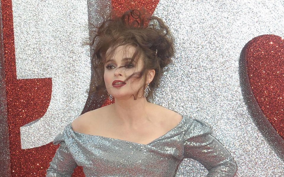 Helena Bonham Carter hat royale Connections