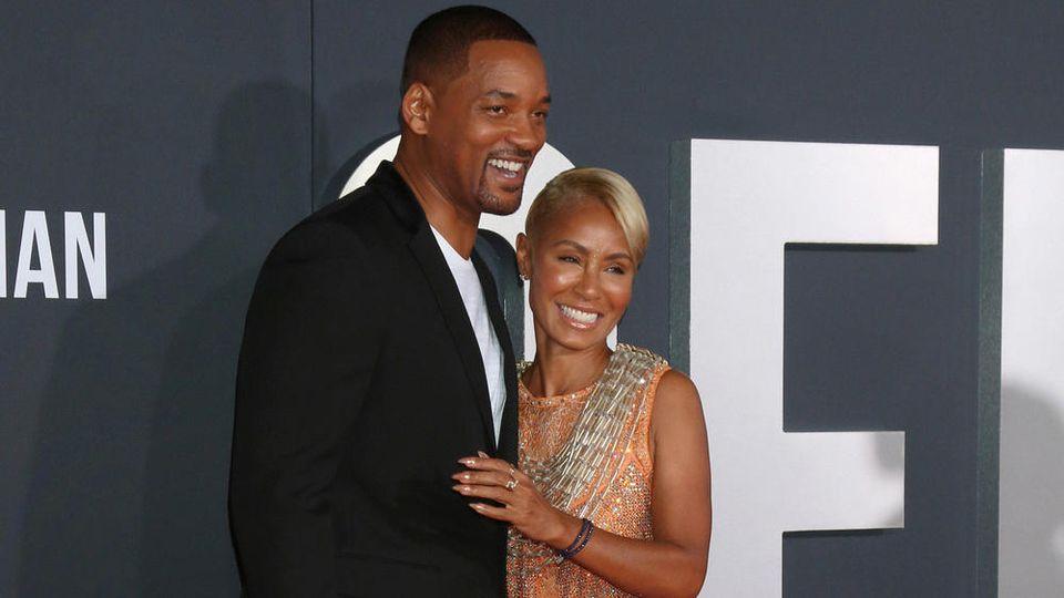 Will Smith und Jada Pinkett Smith sind seit 1997 verheiratet.