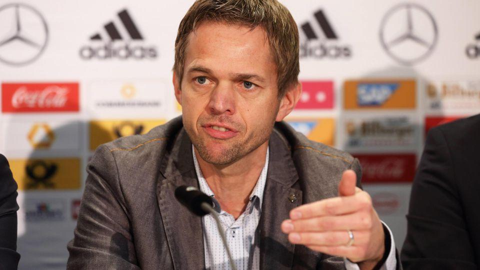 Chef der Videoschiedsrichter, Dr. Jochen Drees