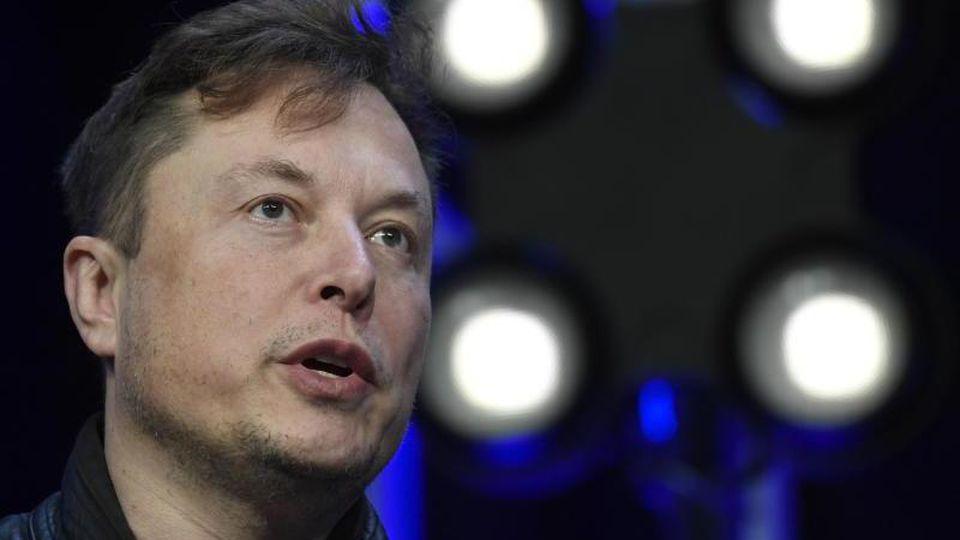 Tesla-Chef Elon Musk verspricht ein günstiges E-Auto. Foto: Susan Walsh/AP/dpa
