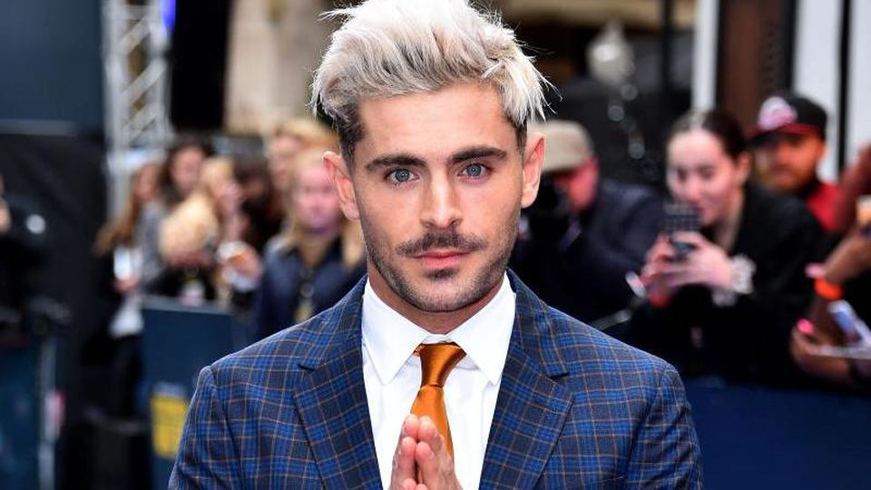 """Zac Efron kommt 2019 zur London-Premiere des Films """"Extremely Wicked, Shockingly Evil and Vile"""". Foto: Matt Crossick/PA Wire/dpa"""