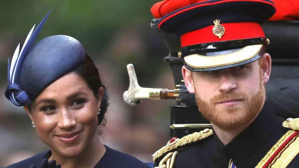 Herzogin Meghan und Prinz Harry reisen im Herbst nach Afrika