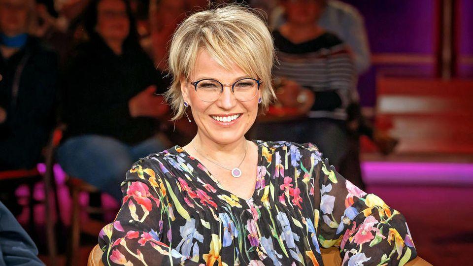 "Andrea Ballschuh moderierte 13 Jahre lang die ZDF-Sendung ""Volle Kanne""."