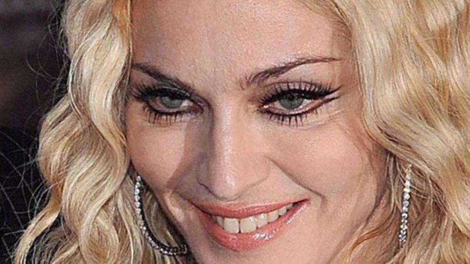 Madonna im Jahr 2008. Foto: Daniel Deme/EPA