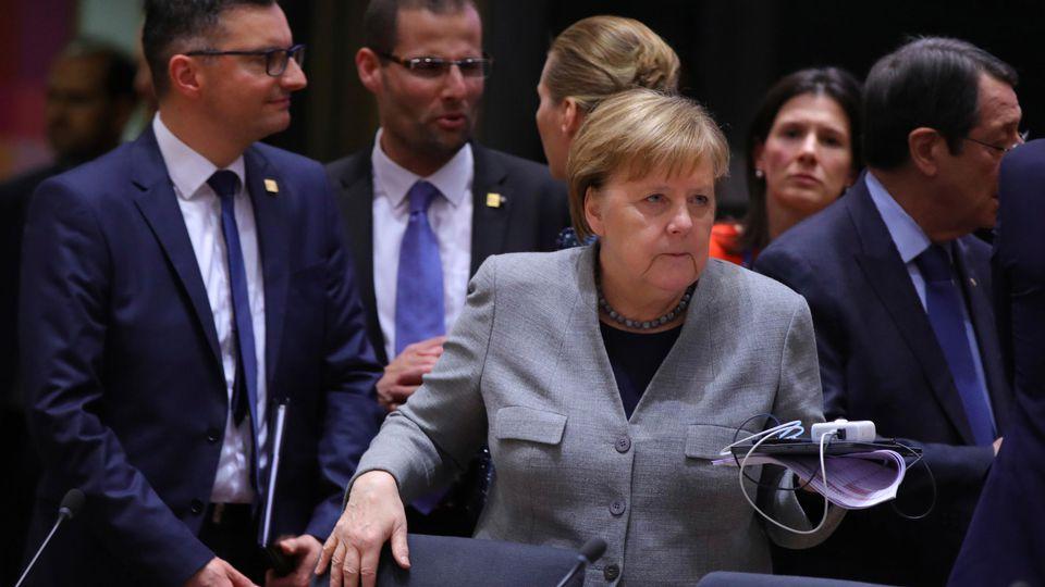 EU-Gipfel zum Haushalt