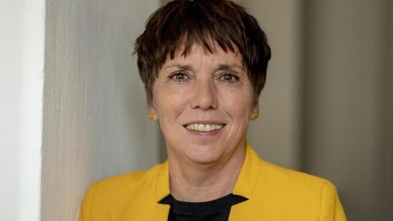 Margot Käßmann, ehemalige EKD-Ratsvorsitzende. Foto: Patrick Seeger/dpa/Archivbild