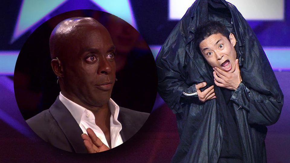Das Supertalent 2015: Kandidat Kenichi Ebina punktet mit seinem Robotdance
