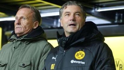 Keiner Darf Zum Fc Bayern Borussia Dortmund Erteilt Seinen Spielern