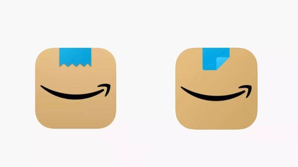 Amazon ändert Logo nach Spott im Netz.