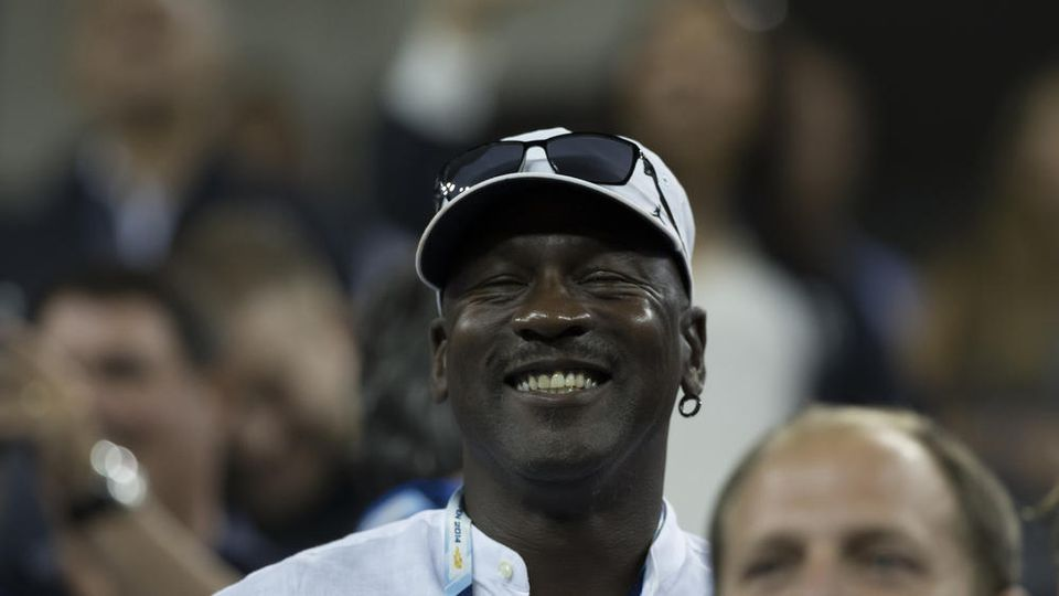 Gilt seit vielen Jahren als Rennsport-Fan: Michael Jordan.