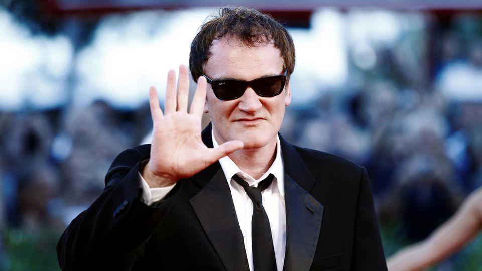 Will sich nicht anpassen: Quentin Tarantino