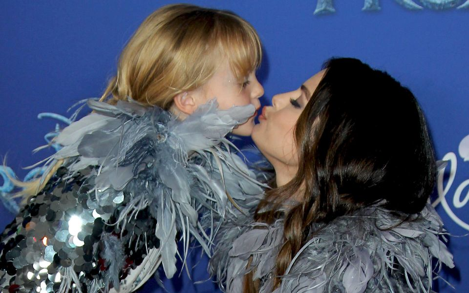Selena Gomez staunte nicht schlecht über ihre kleine Schwester