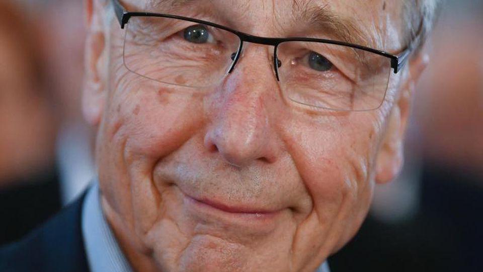 Der ehemalige Ministerpräsident vonNRW, Wolfgang Clement. Foto: Patrick Seeger/dpa/Archiv