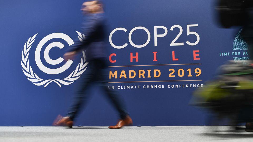 Während Greta Thunberg noch auf dem Atlantik segelte, startete in Madrid bereits die UN_Klimakonferenz.