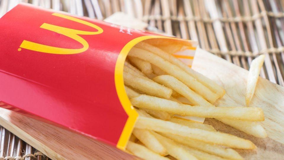 McDonald's startet wieder mit dem Countdown 2020.