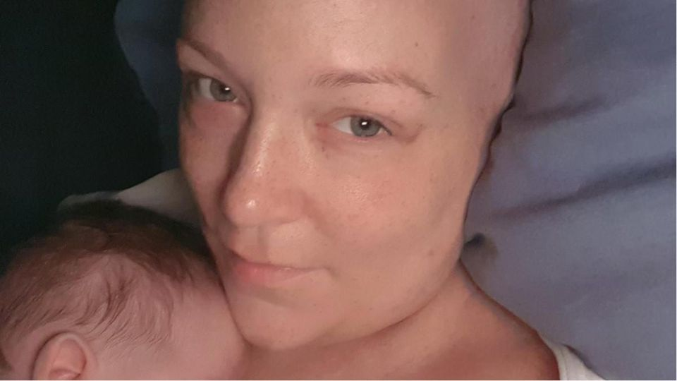Jenny (35) aus Pinneberg brauchte dringend eine Stammzellenspende!