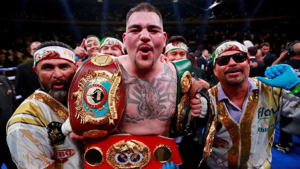FILE PHOTO: Anthony Joshua v Andy Ruiz Jr - WBA Super, IBF, WBO & IBO World Heavyweight Titles
