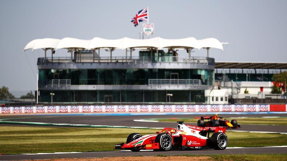 Formula 2 Championship - Round 4:Silverstone - Practice & Qualifying