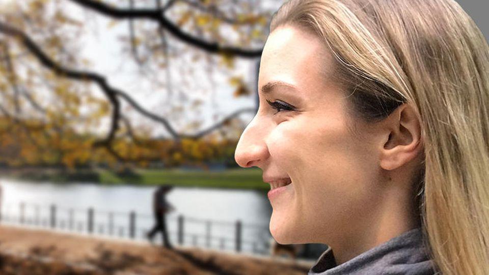 RTL-Reporterin Daria Bücheler