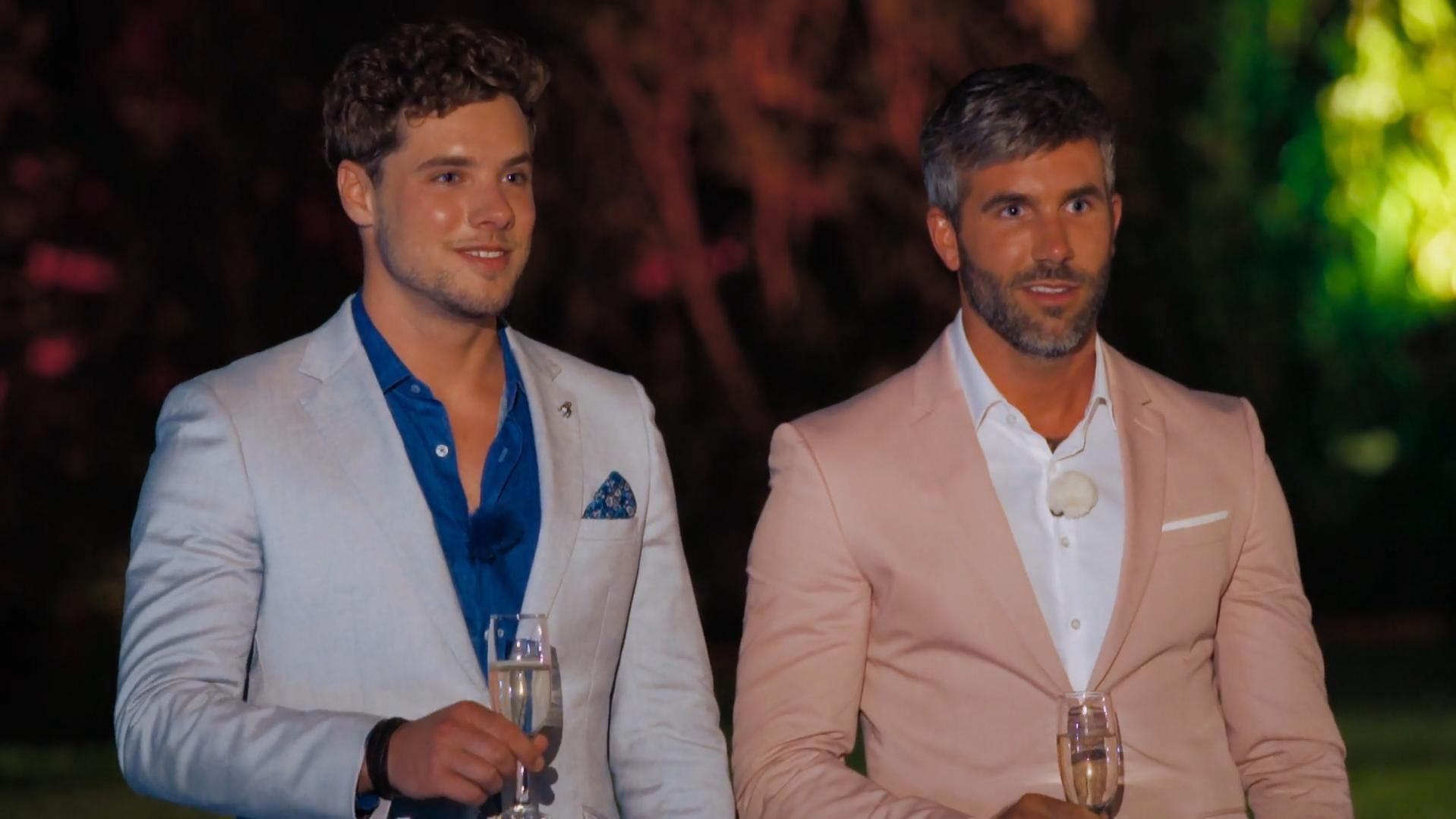 Bachelorette 20 Max & Raphael im Finale   wem soll Maxime die ...