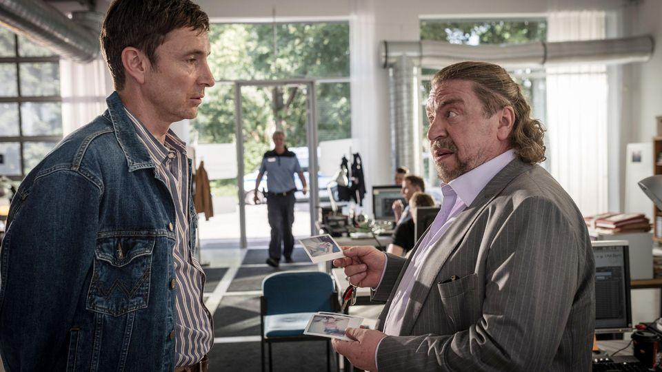 """Armin Rohde spielt in """"Das Joshua-Profil den exzentrischen Anwalt Toffi"""