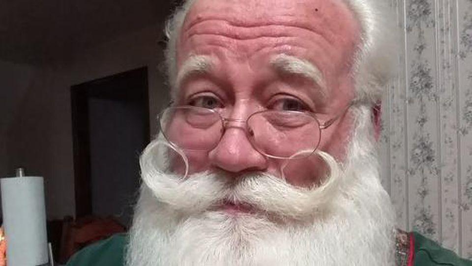 Weihnachtsmann Eric Schmitt-Matzen