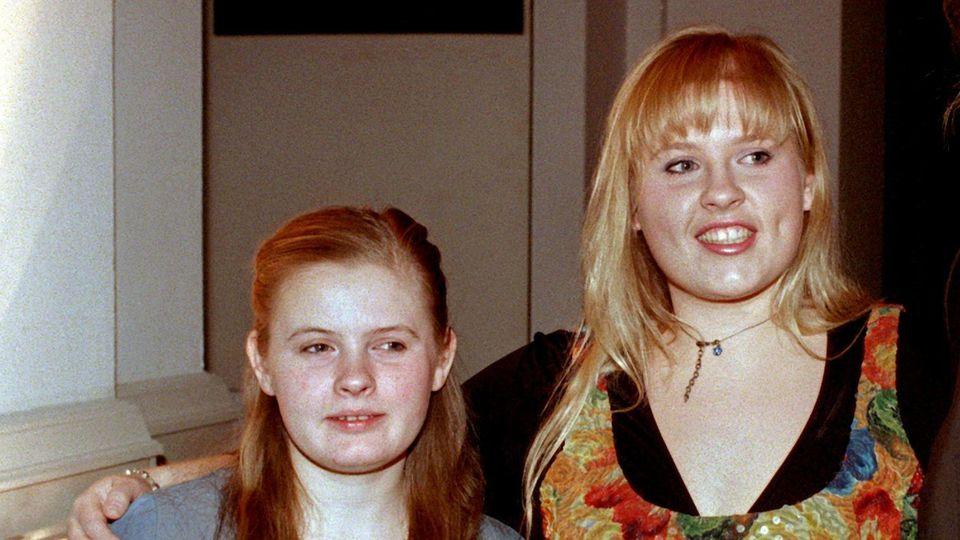 Barby Kelly und Maite Kelly im Jahr 2000