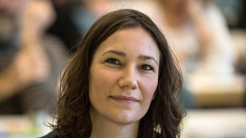 Anne Spiegel (Bündnis 90/ Die Grünen), Familien- und Integrationsministerin im rheinland-pfälzischen Landtag. Foto: Andreas Arnold/dpa